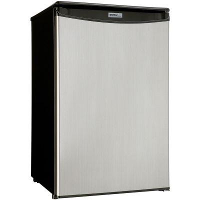 Danby Designer Energy Star 4.4 Cu. Ft. Compact All Refrigerator with Spotless Steel Door photo