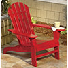 McLeland Design™ Red Cedar Adirondack Chair