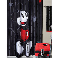 Mickey Tuxedo Shower Curtain