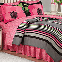 Jackie Savage McFee™ Kabloom Twin 6pc Bed Set