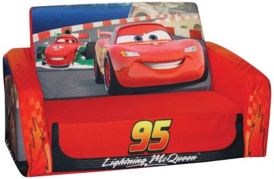 Disney Cars Sofa Bed and Flip Out Sofa Ready Room