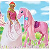 "11.5"" Princess Doll/Horse/Outfits & Accessories"