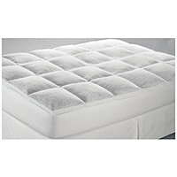 Plush Reversible King All Seasons Fiberbed