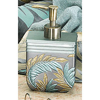 Tropical Leaf Lotion Dispenser