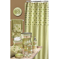 Sequins 19pc Bath Collection - Sage