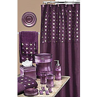 Sequins 19pc Bath Collection - Purple