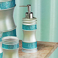 Sequins Lotion Dispenser