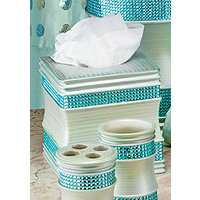 Sequins Tissue Holder