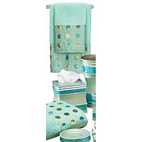 Sequins 3pc Towel Set