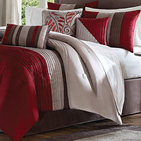 Madison Park Salem Queen 7pc Comforter Set
