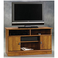 Harvest Mill Panel TV Stand - Oak