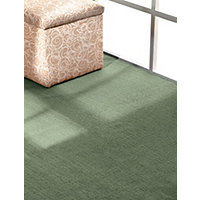 Rugby Solid Color 12x12 Rug - Sage