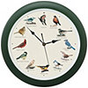Clock, Singing Bird