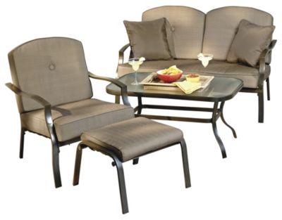 McLeland Design? New Haven 4pc Deep Seating Set $ 449.99