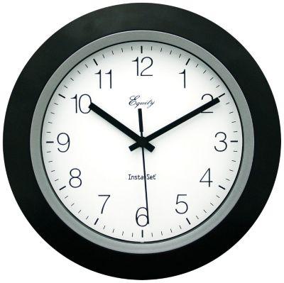 Et For 10 Inch Slv Auto Set Clock 40222s By La Crosse