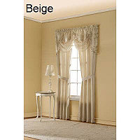 "2 Imperial 56x84"" Window in a Bag - Beige"