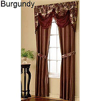 "2 Imperial 56x84"" WIndow in a Bag - Burgundy"
