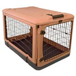 Crates, Kennels + Carriers