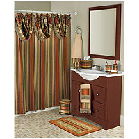 Contempo 19pc Bath Collection - Spice
