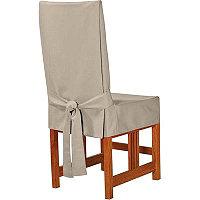 DUCK SHORT DINING ROOM CHAIR COVER Chair Pads Cushions