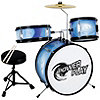 Powerplay 5 Piece Drumset