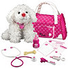 Barbie Pet Dr., White Maltese, Hug'nHeal