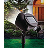 Set of Two Outdoor Solar Spotlights