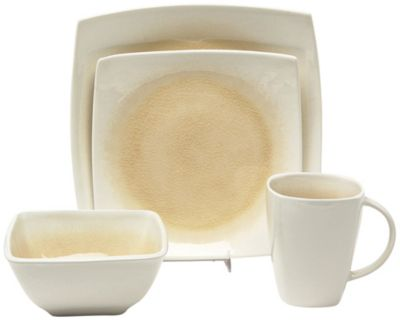 Baum Bros. Kashmir 16pc Dinnerware Set $ 99.99