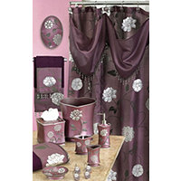 Avanti Purple 19pc Bath Collection