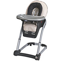 High Chairs + Boosters