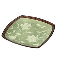 Pfaltzgraff Patio Garden 16 in. Square Platter