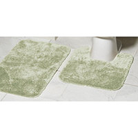 MyHome 2pc Bath Rug Set - Celadon