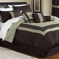 McLeland Design Mykonos Hotel King Comforter Set