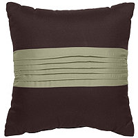 McLeland Design Mykonos Hotel 14x14 Striped Pillow