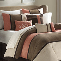 Madison Park Overland 7pc CalKg Comforter Set