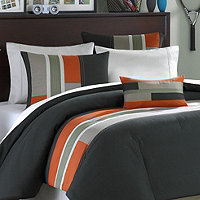 MiZone Maverick Full / Queen 4pc Comforter Set