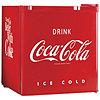 Nostalgia Electrics Coke 1.7cu ft Mini Fridge