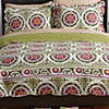 Save 30% Carousel Full / Queen 3pc Quilt Set