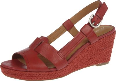 Franco Sarto Shoes, Crispin Platform Wedge Sandals Women's Shoes