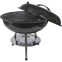 Imperial Home Kettle BBQ Grill - Black