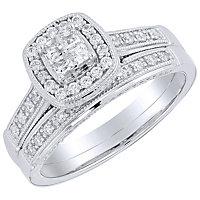 Engagement + Wedding