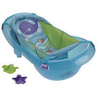 Baby Bath + Potty Training