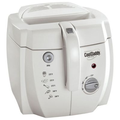 Presto CoolDaddy 6-Cup Deep Fryer photo
