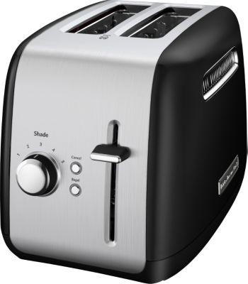 KitchenAid 2 Slice Toaster Contour Silver photo