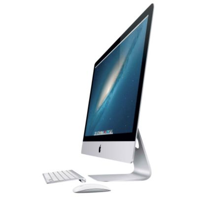 "Discount Electronics On Sale Apple iMac 21.5"" 8GB AllinOne Desktop Computer"