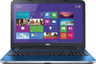 "Discount Electronics On Sale Dell 15.6"" 8GB Windows 8.1 Laptop Computer in Blue NoneNone"