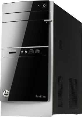 Discount Electronics On Sale HP Pavilion 500 8GB Windows 8.1 Desktop Computer NoneNone