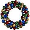 "alcove 20"" Traditional Ball Wreath"
