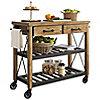 Crosley Roots Rack Kitchen Cart