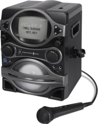 gpx karaoke machine jb185b